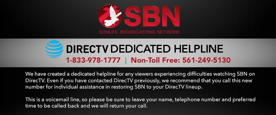 SonLife Broadcasting Network | Christian Television | SBN